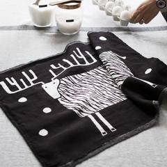 PORO tea towel