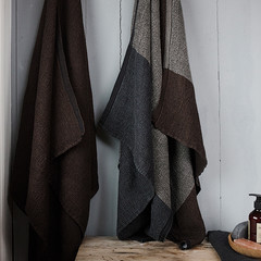 TERVA towels brown