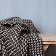 ALVA blanket brown