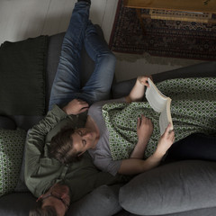CORONA blanket and cushion cover