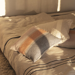 RUOSTE cushion cover