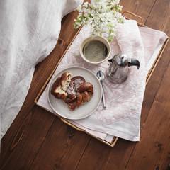 LK KUKAT tea towel