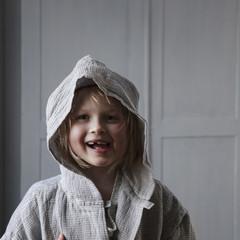 LK TERVA kids bathrobe