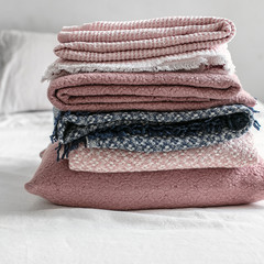 Blankets and pillow