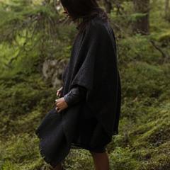 CORONA UNI shawl