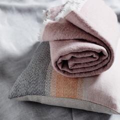Sara blanket pink