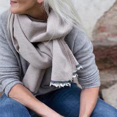 VIIRU scarf beige