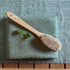Lapuan Kankurit METSÄ sauna cover white-aspen green