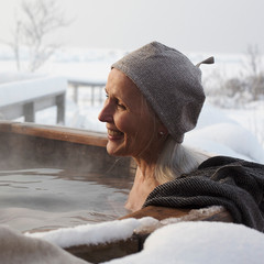 MERI sauna hat