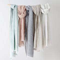 Lapuan Kankurit Lempi linen scarves