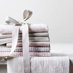 TRIANO towel with Maija and Aava