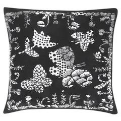 Lapuan Kankurit AAMOS cushion cover white-black