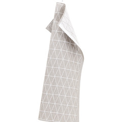 COLOMBINA towel linen-white