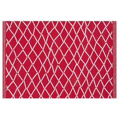 Eskimo placemat white-red #nocrop