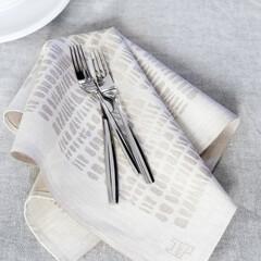 lapuan kankurit KAARNA napkin white-linen