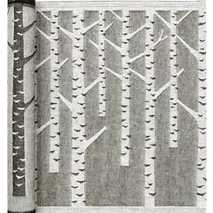 KOIVU seat cover white-black #nocrop