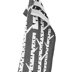 Koivu towel white-black #nocrop
