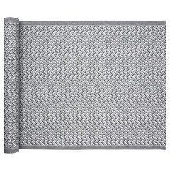 Lapuan Kankurit LEHTI table runner white-grey