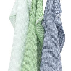 MAIJA towel mint, bright green & blueberry #nocrop