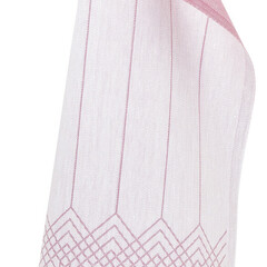 Salka towel white-rose