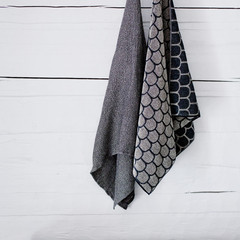 PAANU towel black-linen