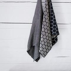 PAANU towel black-linen