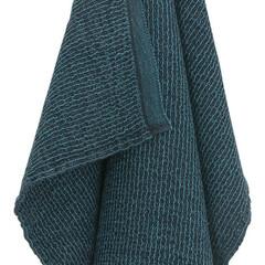 lapuan kankurit TERVA towel black-petroleum #nocrop