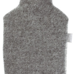 UNI hot water bottle grey #nocrop