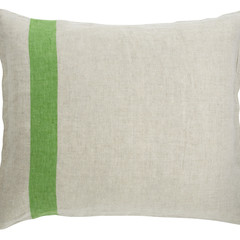 USVA pillow case linen-green #nocrop