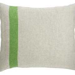 USVA pillow case linen-green #nocrop