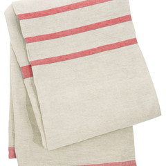 USVA tablecloth linen-red #nocrop