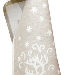 Valkko towel white-linen #nocrop