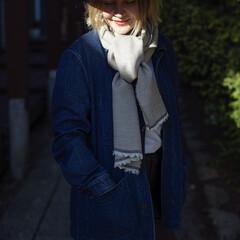 lapuan kankurit VIIRU scarf beige