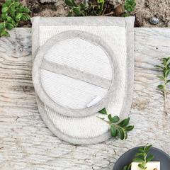 ONNI cosmetic sponge linen