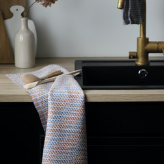 Lapuan Kankurit POLKU towel  design Helmi Liikanen