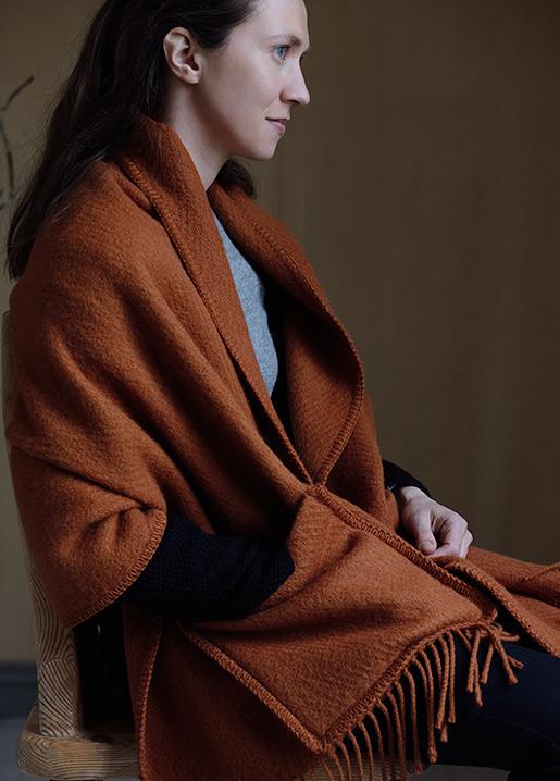 UNI pocket shawl / UNI taskuhuivi