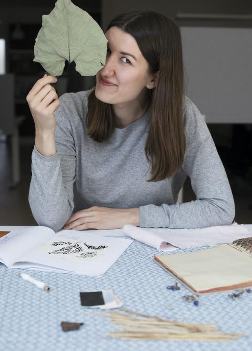 Lapuan Kankurit Designer Helmi Liikanen